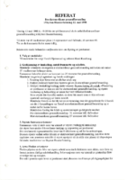 Referat Ekstraordinaer Generalforsamling 1998