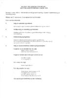 Referat Generalforsamling 1998