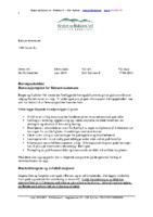 Vedlegg 6 – Innpill Bærum kommune Avfallsplan 2014