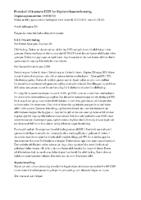 Protokoll GF 2021